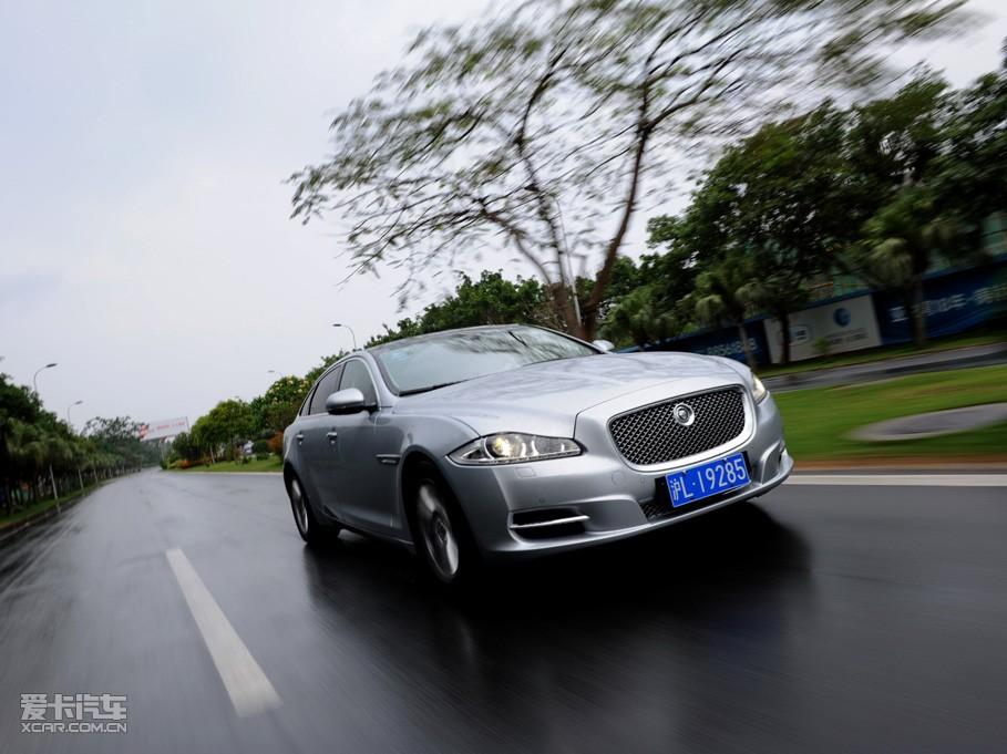2011款捷豹xjl图片 汽车图片大全 -2011款捷豹XJL图片高清图片