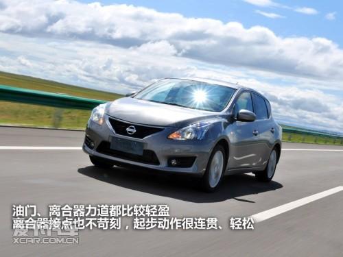东风日产 2011款骐达 高清图片