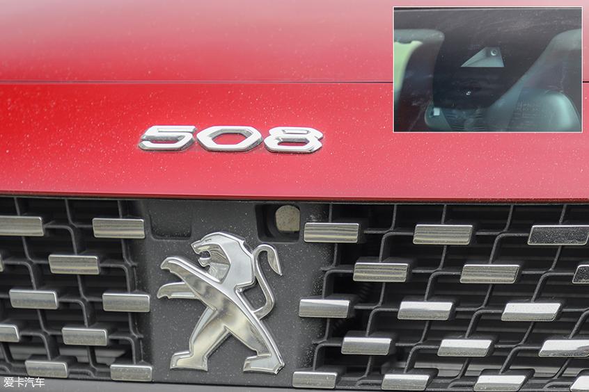 帕萨特再添竞争对手 试驾东风标致508L