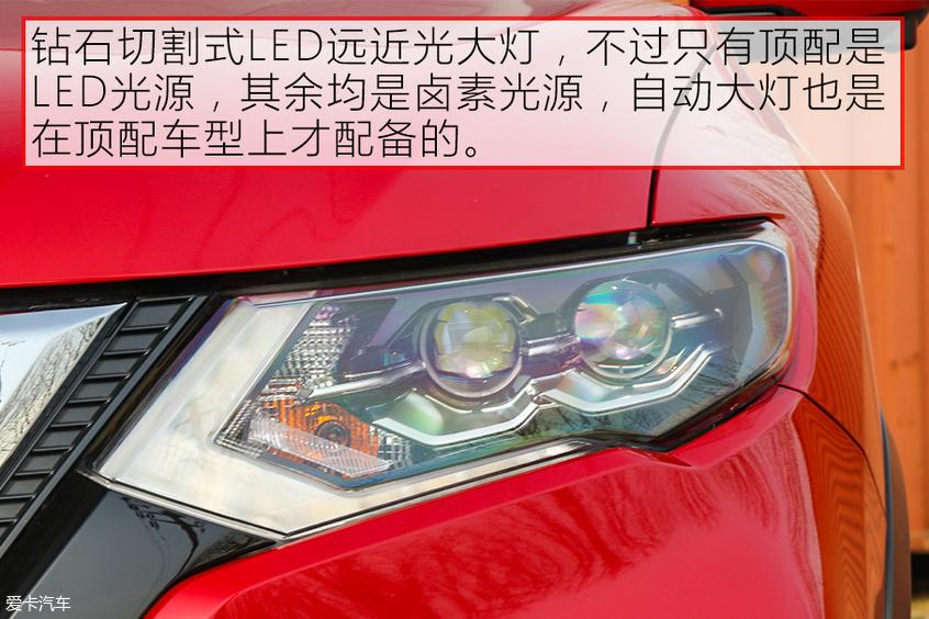 东风日产2019款奇骏