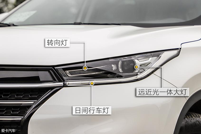 SUV车型里最强的1.6T 爱卡试驾星途TXL