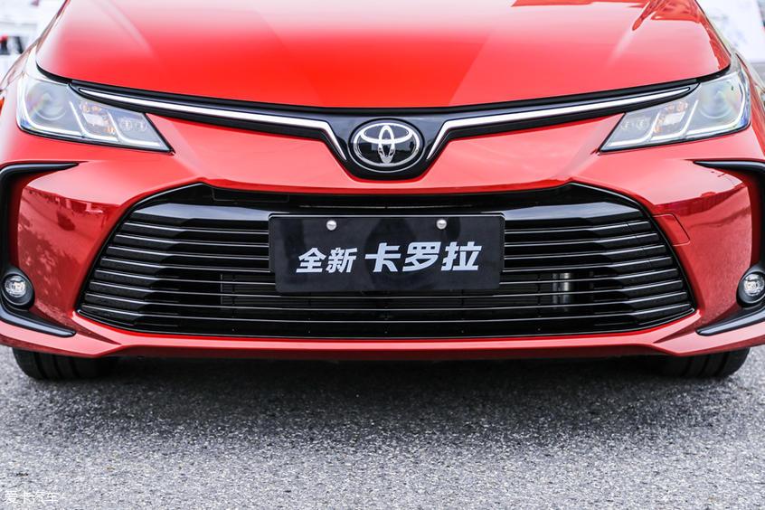 全新丰田卡罗拉试驾