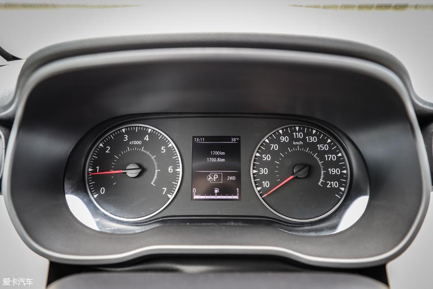 中央空调出风口尺寸_试:进口雷诺冒险家 不到15万买硬派越野-爱卡汽车
