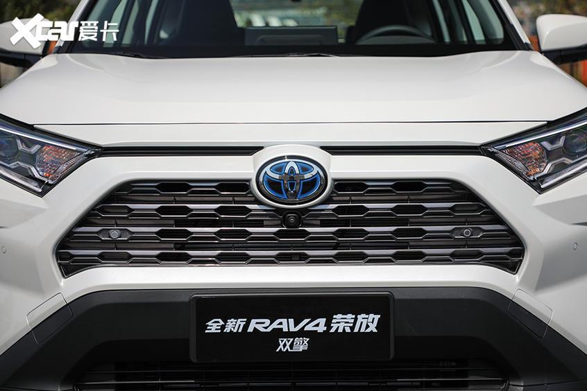 一汽丰田2020款RAV4荣放 双擎