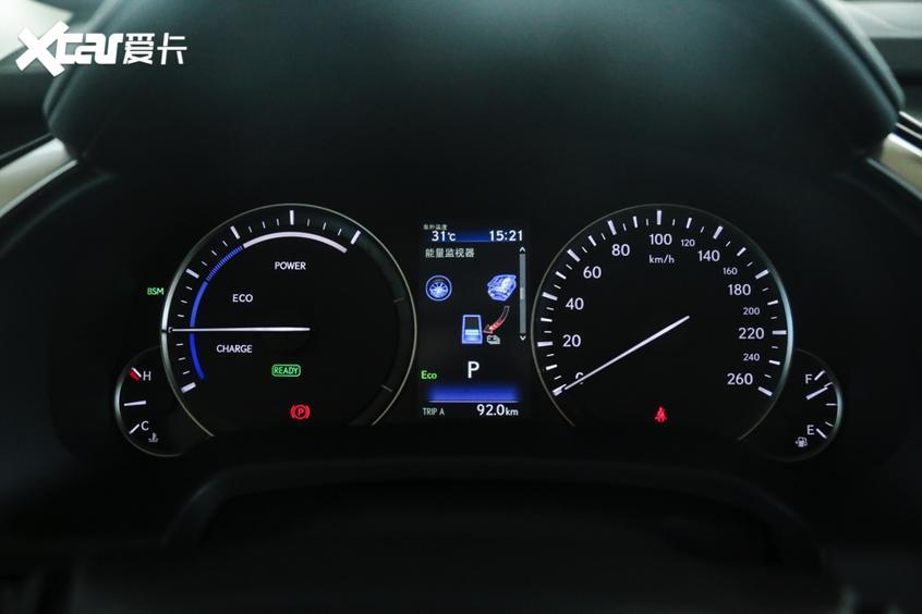 中期改款雷克萨斯RX 450hL试驾
