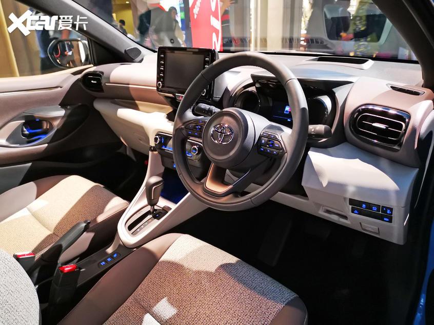 丰田(进口)2020款丰田YARiS