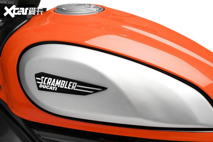 摩托车;杜卡迪;Scrambler