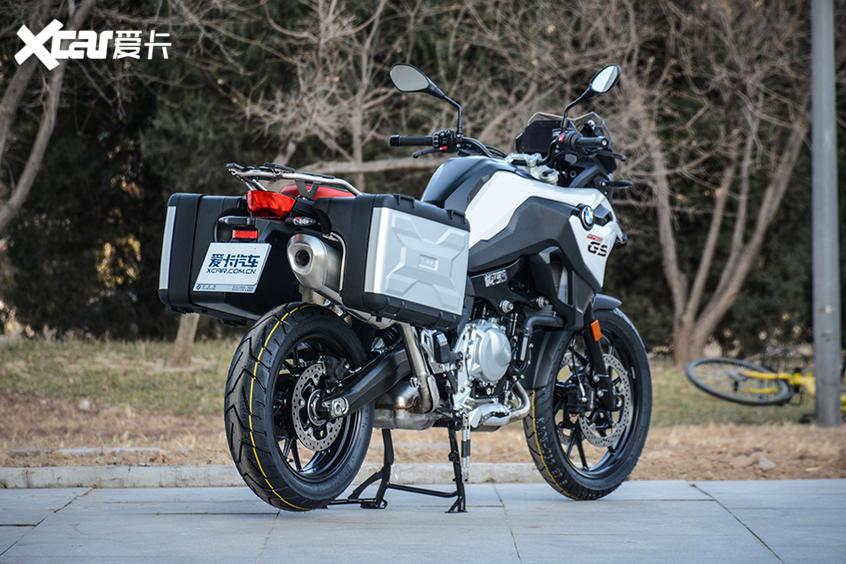 宝马摩托车;F750GS