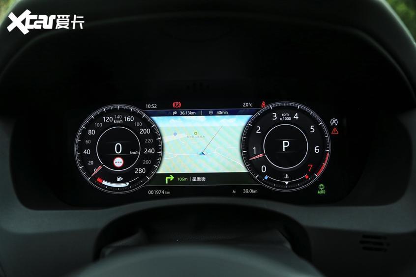 试驾中期改款捷豹XEL
