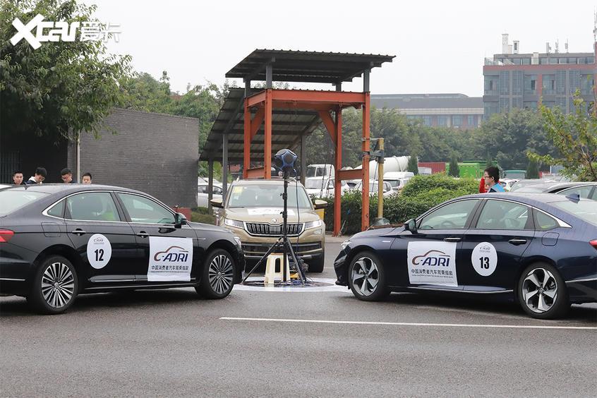 中国汽研驾评活动