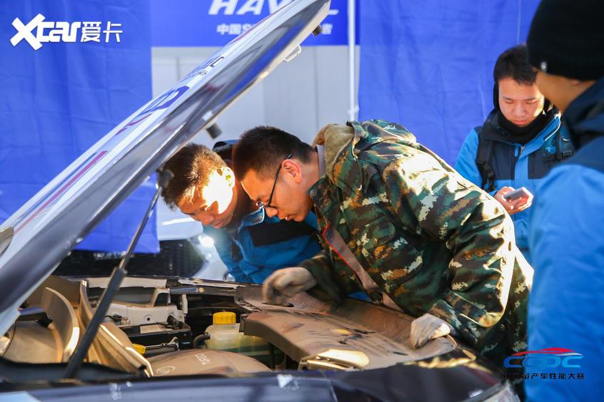 2019CCPC中国量产车性能大赛