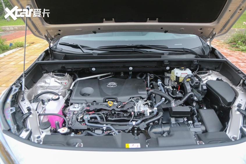 广汽丰田2020款威兰达混动发动机