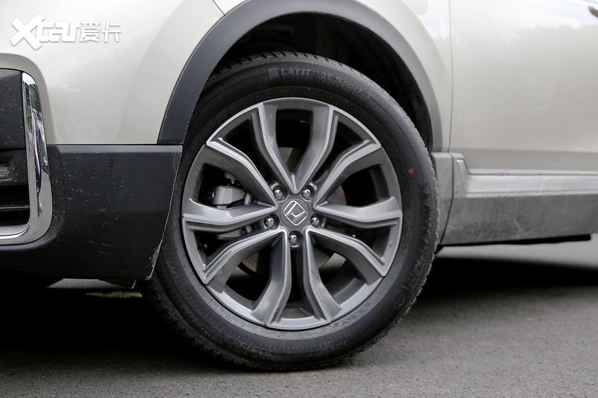 新CR-V轮圈