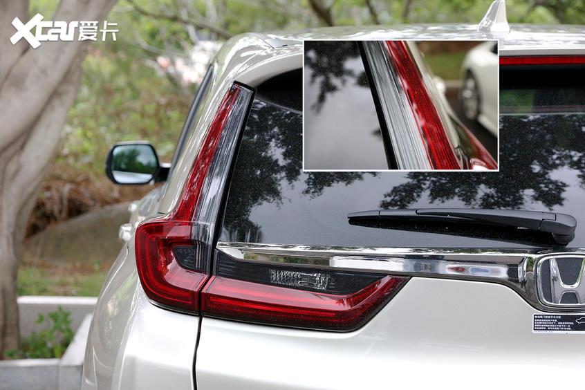 新CR-V尾灯