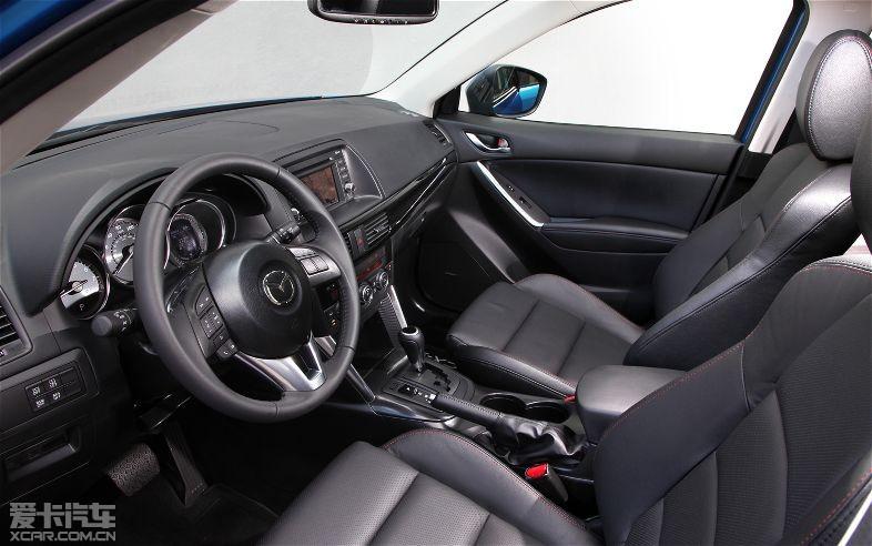 深度试驾2013款马自达CX 5