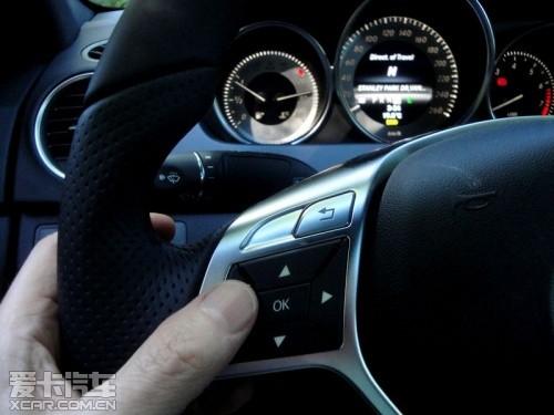 试驾2013款奔驰C300四驱版