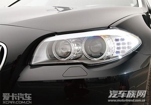 试驾测试新奥迪A6L和新BMW5系Li