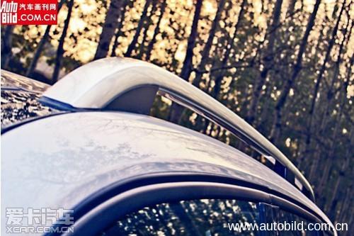试驾奔驰2013款glk 高清图片