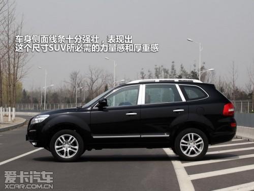 华泰汽车 2012款宝利格