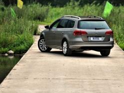 2012款迈腾旅行车 2.0TSI豪华型
