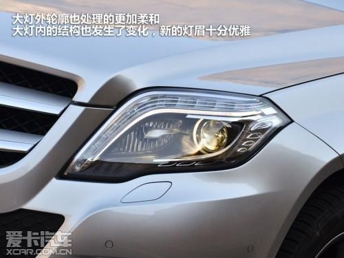 北京奔驰2013款奔驰GLK