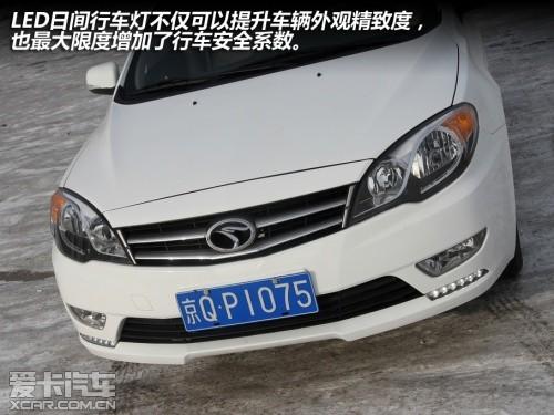 东南汽车2012款V5菱致