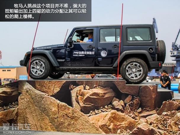 Jeep全路况日
