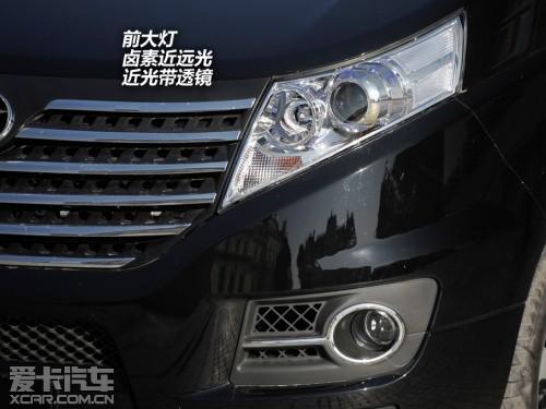 江淮汽车2012款瑞风M5