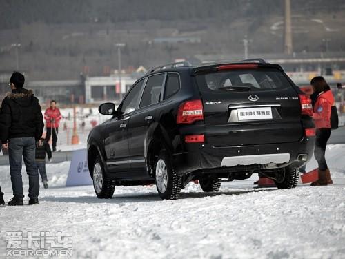 华泰汽车2013款宝利格