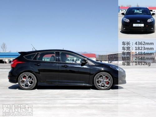 福特2013款福克斯ST