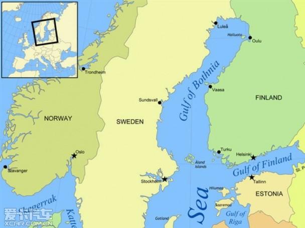 斯堪的纳维亚设计与沃尔沃汽车