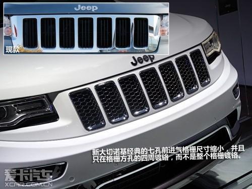 Jeep2013款大切诺基