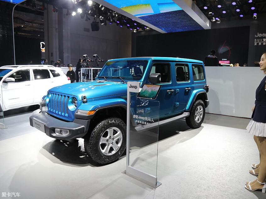Jeep2019款牧马人
