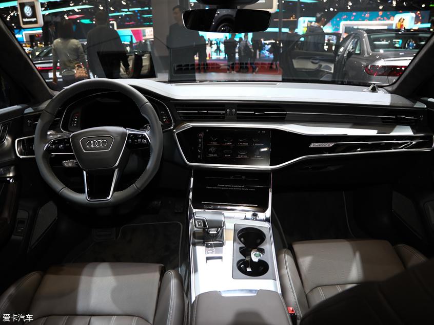 奥迪(进口)2019款奥迪A6 Avant