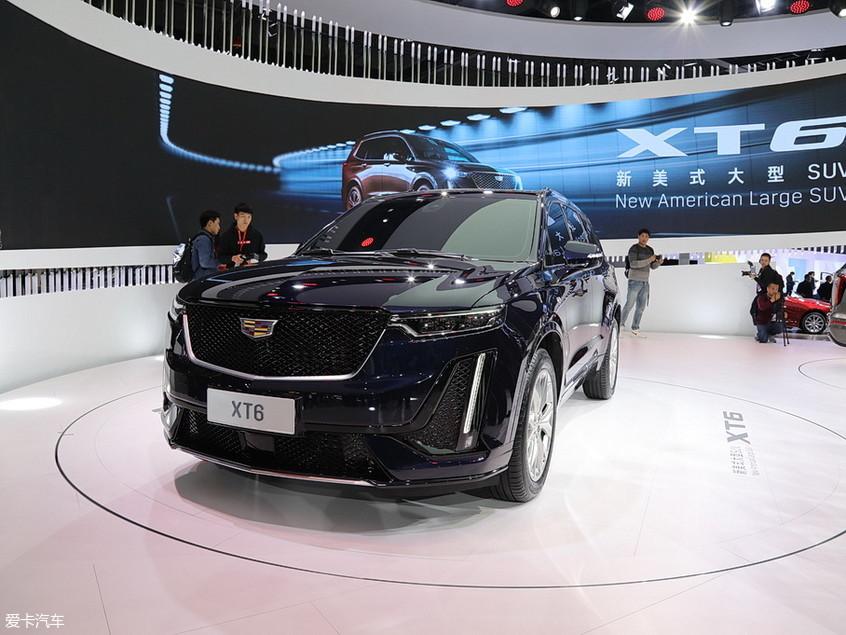 上汽通用凯迪拉克2019款凯迪拉克XT6