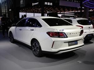 2019款启辰D60 EV 上海车展