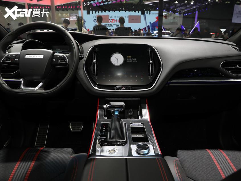 捷途2019款捷途X70 Coupe