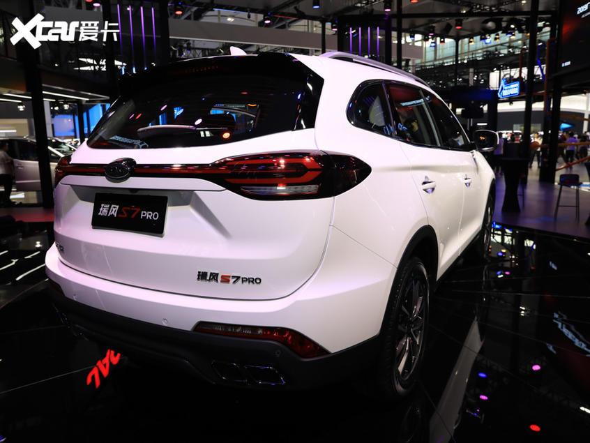 江淮汽车2020款瑞风S7 pro