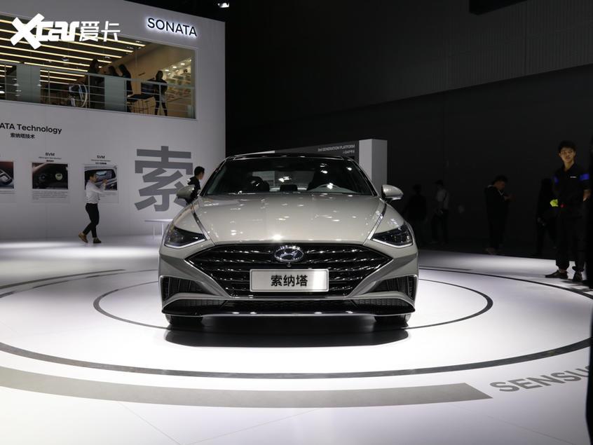 北京现代2020款索纳塔十