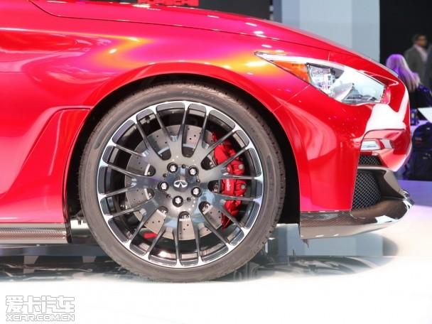 日产运动概念车 英菲尼迪q50概念车 高清图片