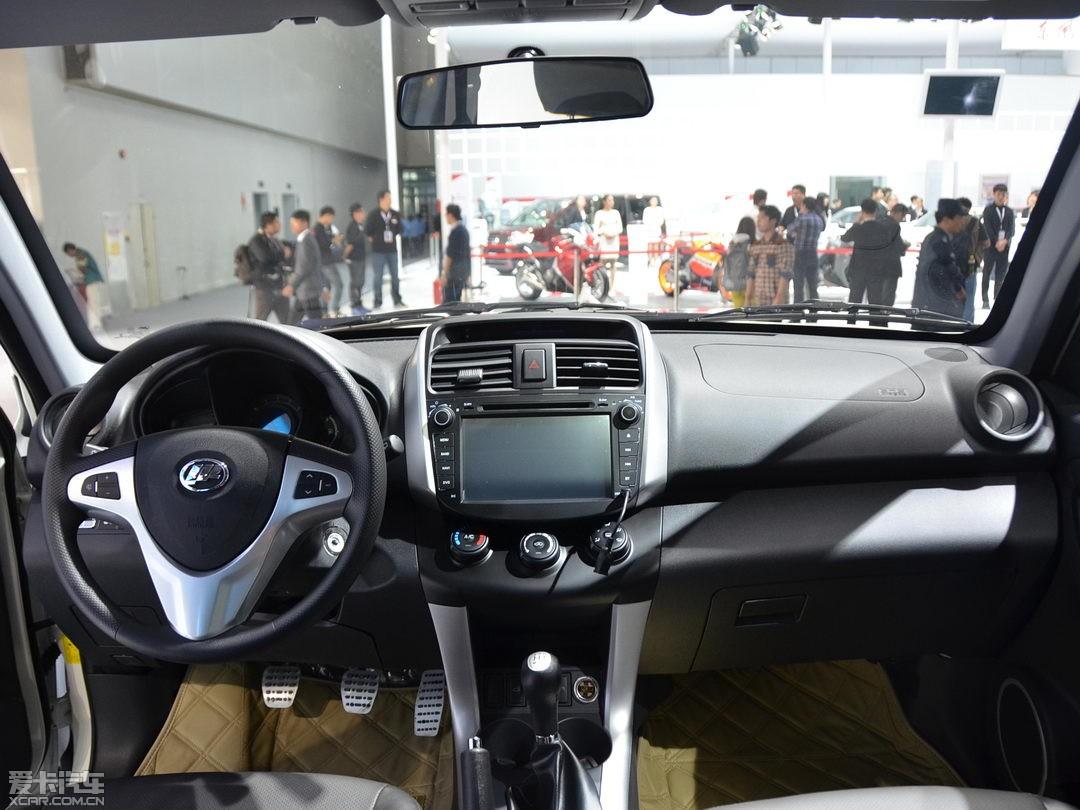 【2013款力帆x60_2014北京车展_25/143张图片】_汽车
