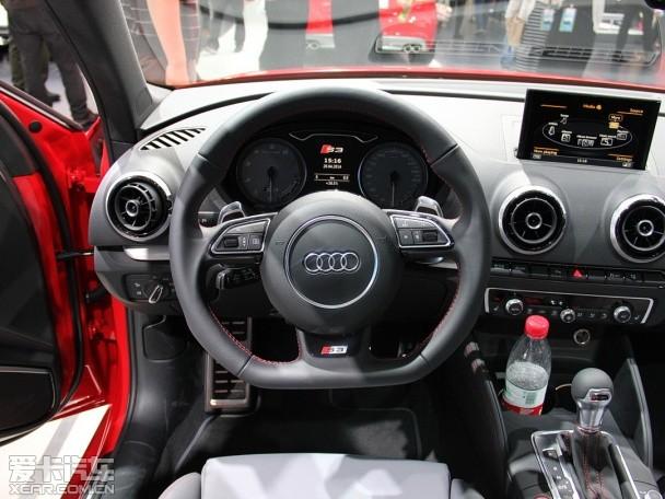 奥迪(进口)2015款奥迪S3 三厢