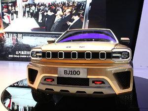 北京汽车BJ100