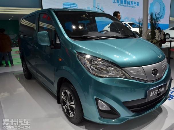 比亚迪汽车2014款比亚迪M3DM