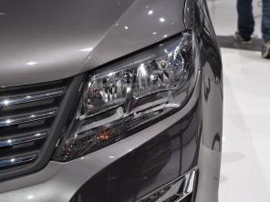 东风风行S500上海车展发布 全新七座MPV高清图片