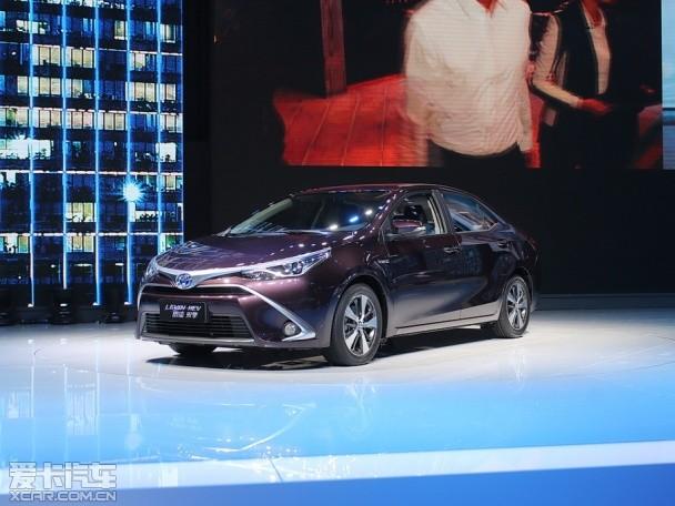 广汽丰田2015款雷凌混合动力