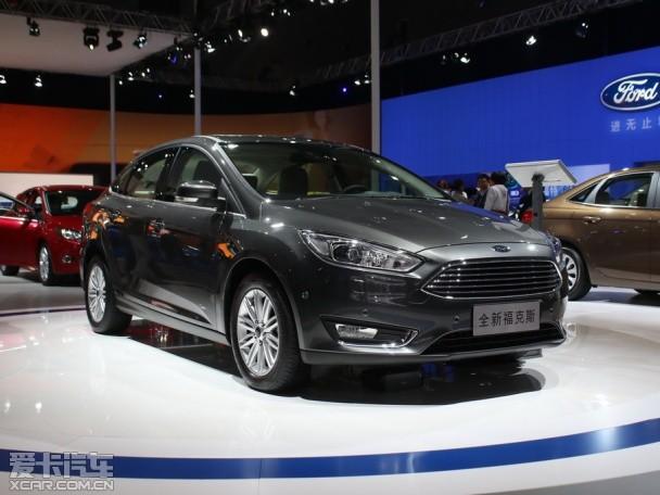 【图文】曝新款福克斯部分车型预售价 13.18万起_爱卡汽车