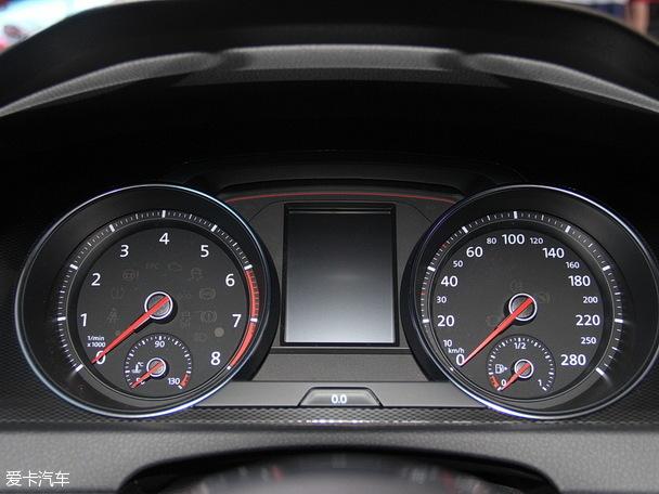 一汽-大众2015款高尔夫GTI