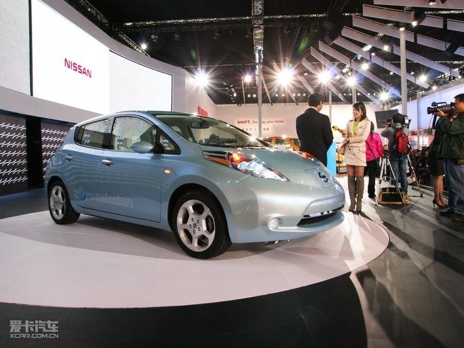 时间再往后推60多年,日产的Leaf正式上市。在产品的生命周期里一直保持着全球电动车市场销量王者的地位,累计销售近30万辆。