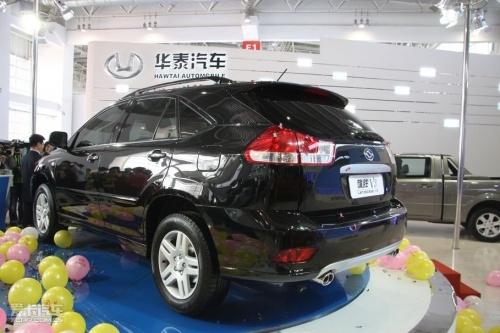 黄海汽车 2010款旗胜